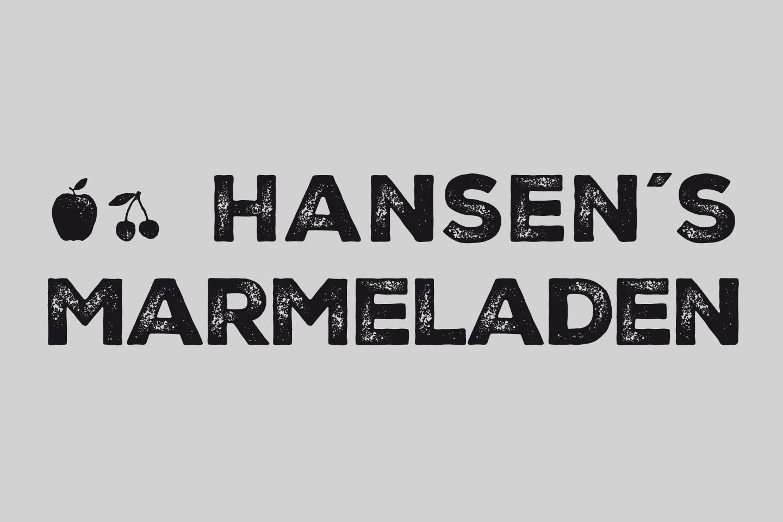 Hansen´s Marmeladen