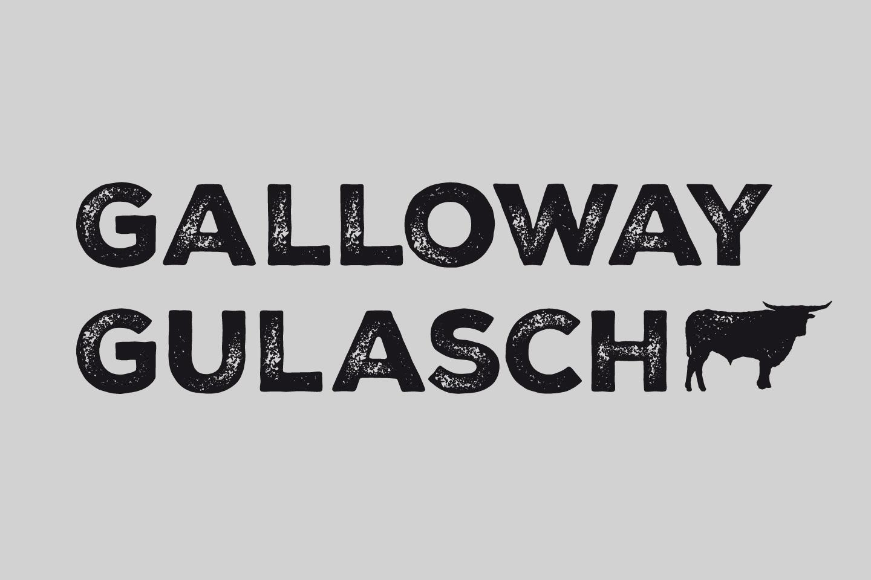Galloway Gulasch